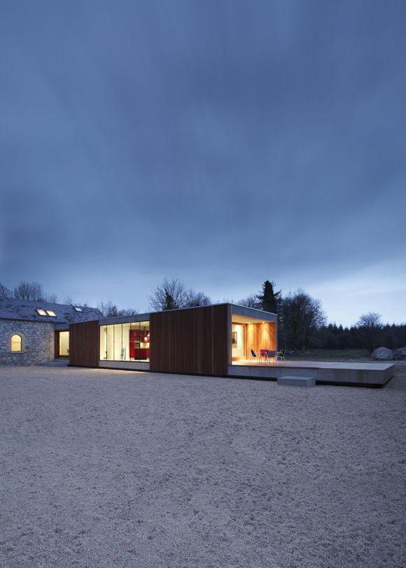Odos Architects The Stables Via Sixohthree Architecture Architect Architecture Building