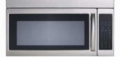 Clean A Stainless Steel Microwave