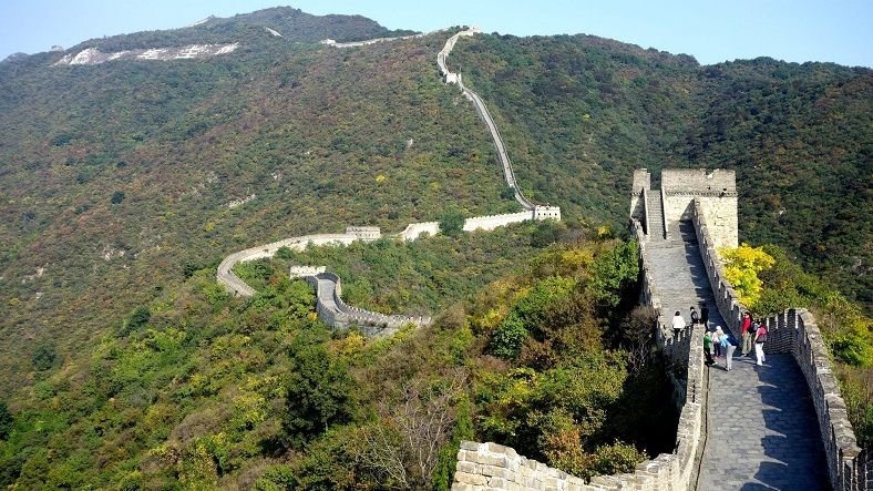 history of the great wall of china timeline of the great on great wall of china huanghuacheng id=77109