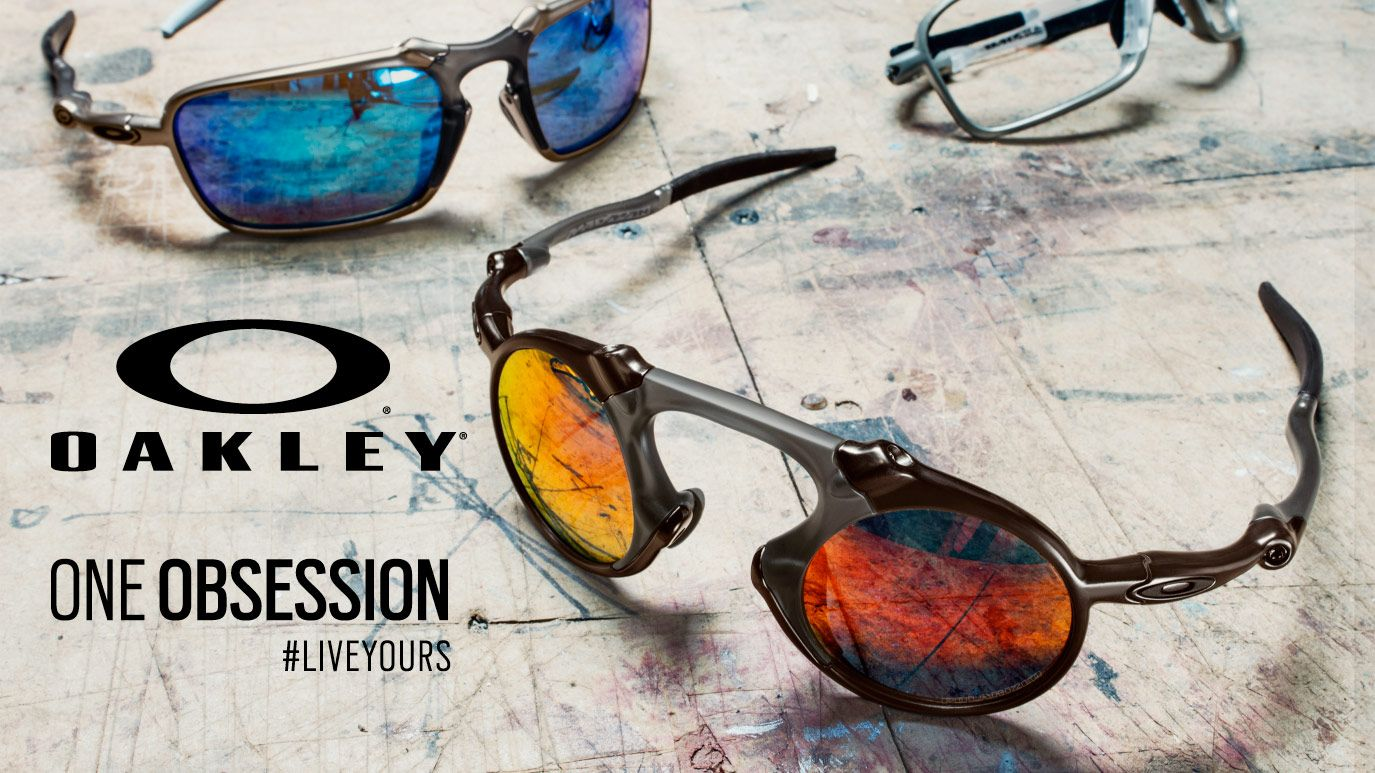 oakley sunglasses catalogue  Oakley - Badman/Madman Collection