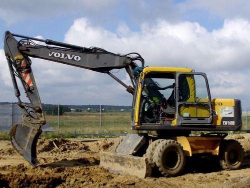 used volvo ew160b excavator workshop service repair manual rh pinterest co uk Volvo Backhoe Volvo Excavator Toy