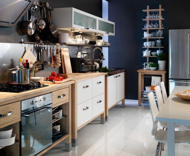 Keuken Ikea Inrichting : Ikea varde vrijstaande keuken keuken keuken vrijstaande keuken