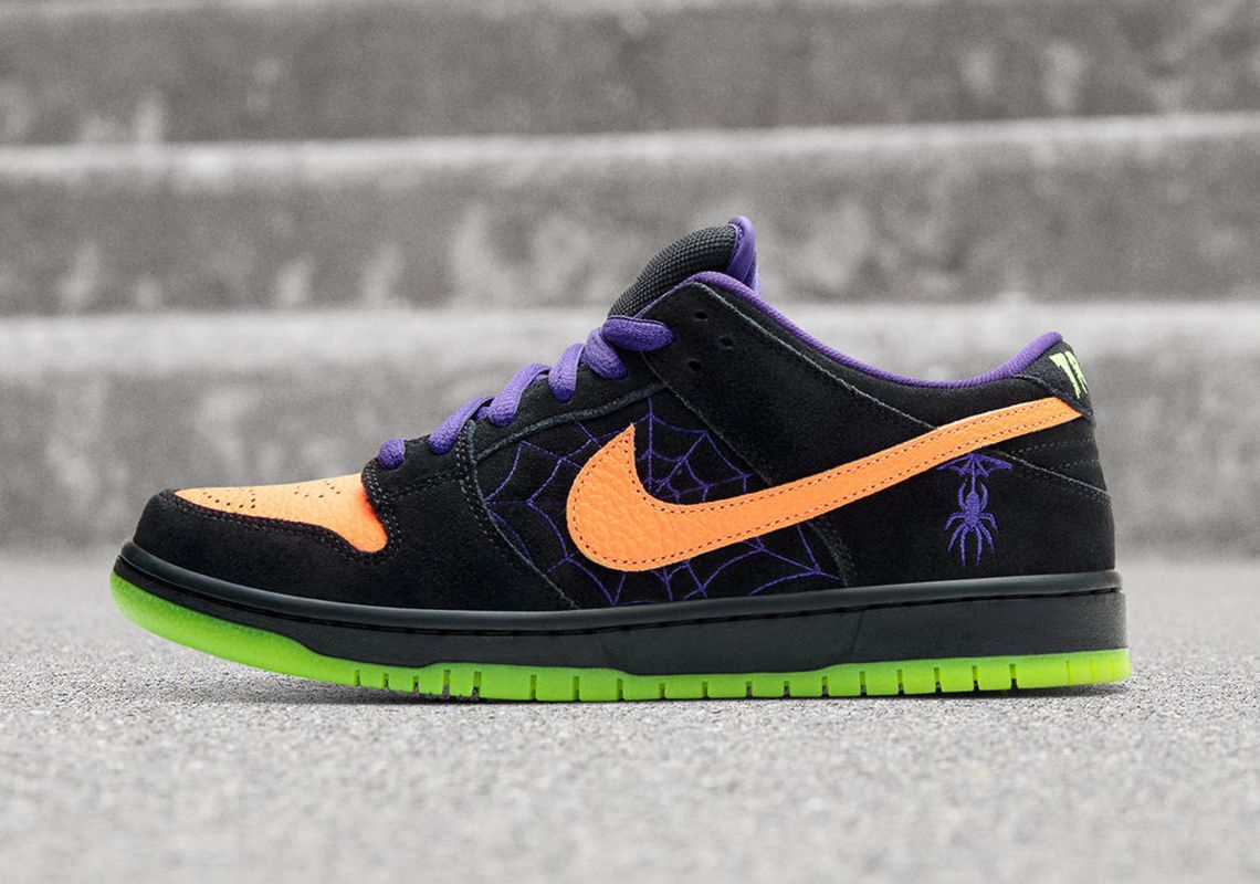 Where To Buy The Nike SB Dunk Low Night Of Mischief Nike