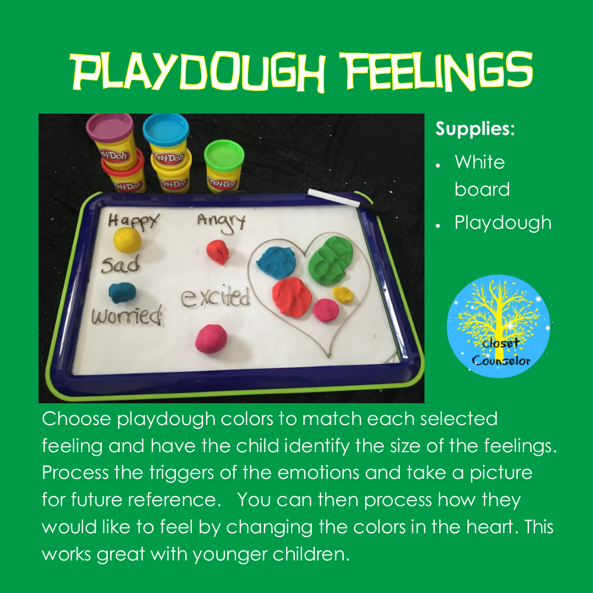 This Is A Feelings Intervention That Helps Communicate