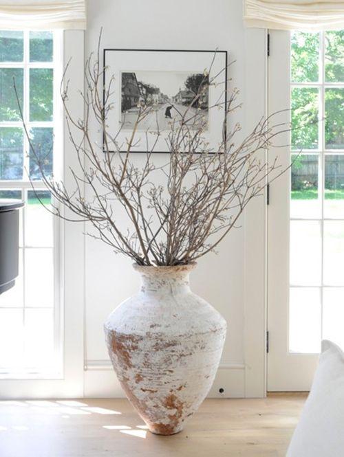 Lee Caroline - A World of Inspiration Designer Shelley Morris\u0027s - decorar jarrones altos