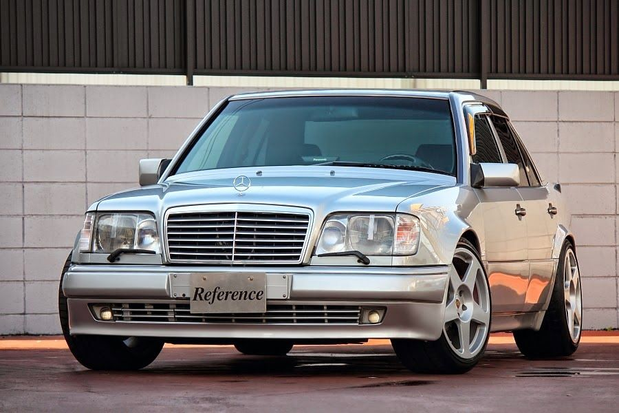 1995 mercedes benz w124 e500 limited edition mercedes for Mercedes benz limited edition
