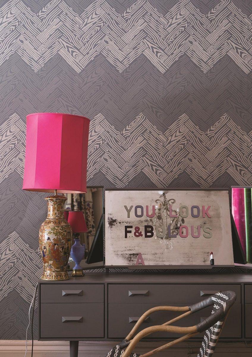 Parquet by Farrow & Ball : Wallpaper Direct | Wallpaper ...