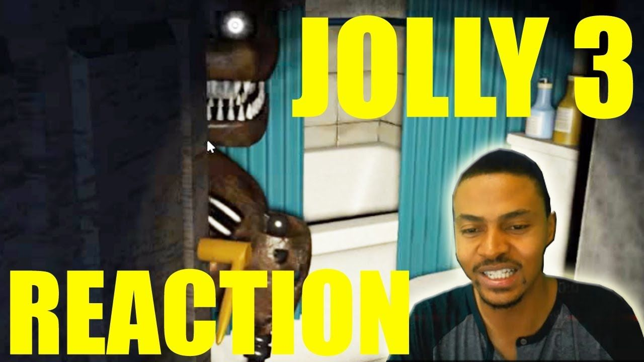 Allen Reacts to JOLLY 3 Chapter 2 Release Date Trailer | All
