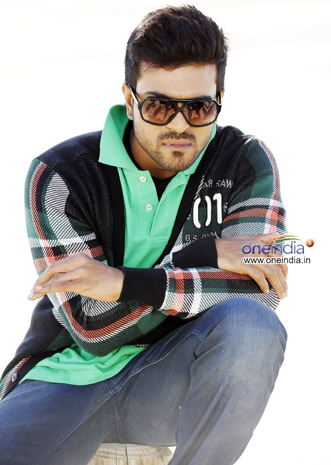Ram Charan Teja Orange Tollywood Telugu Most Stylish Men Movie Stars Actors