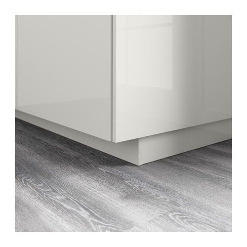 Best Ringhult Plinth High Gloss Light Grey 220X8 Cm Ikea 400 x 300