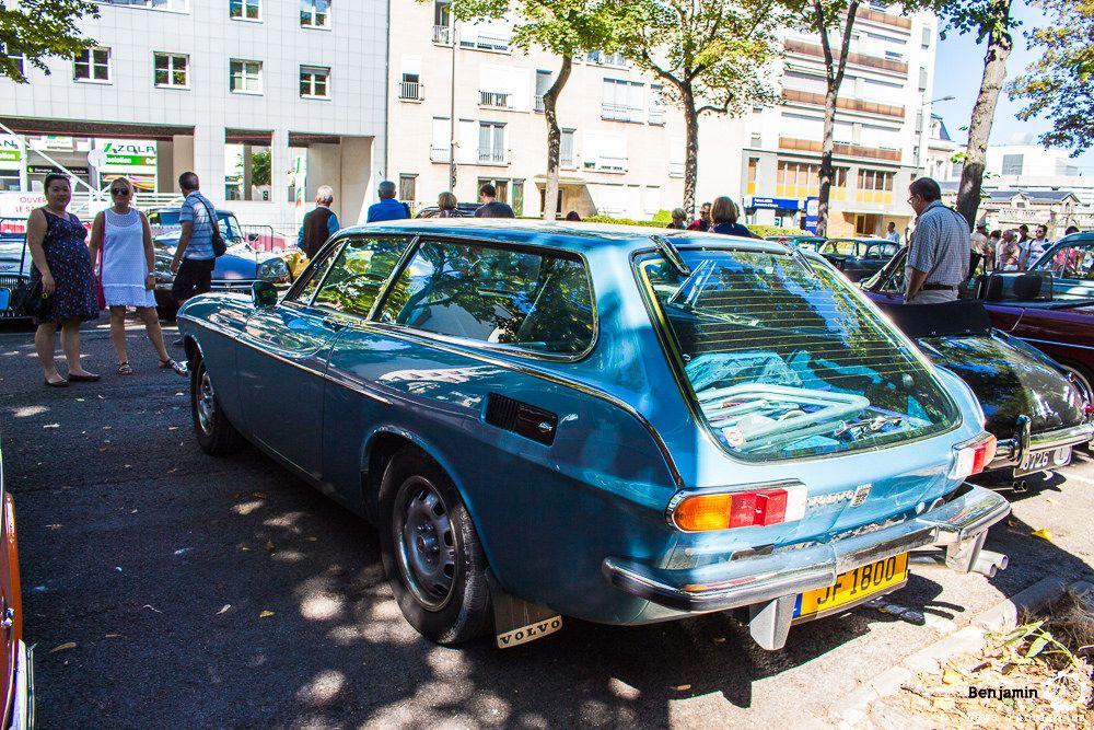 Volvo P1800 Es Aux 48h Automobiles De Troyes  Moteur U00e0souvenirs Reportage        Newsdanciennes