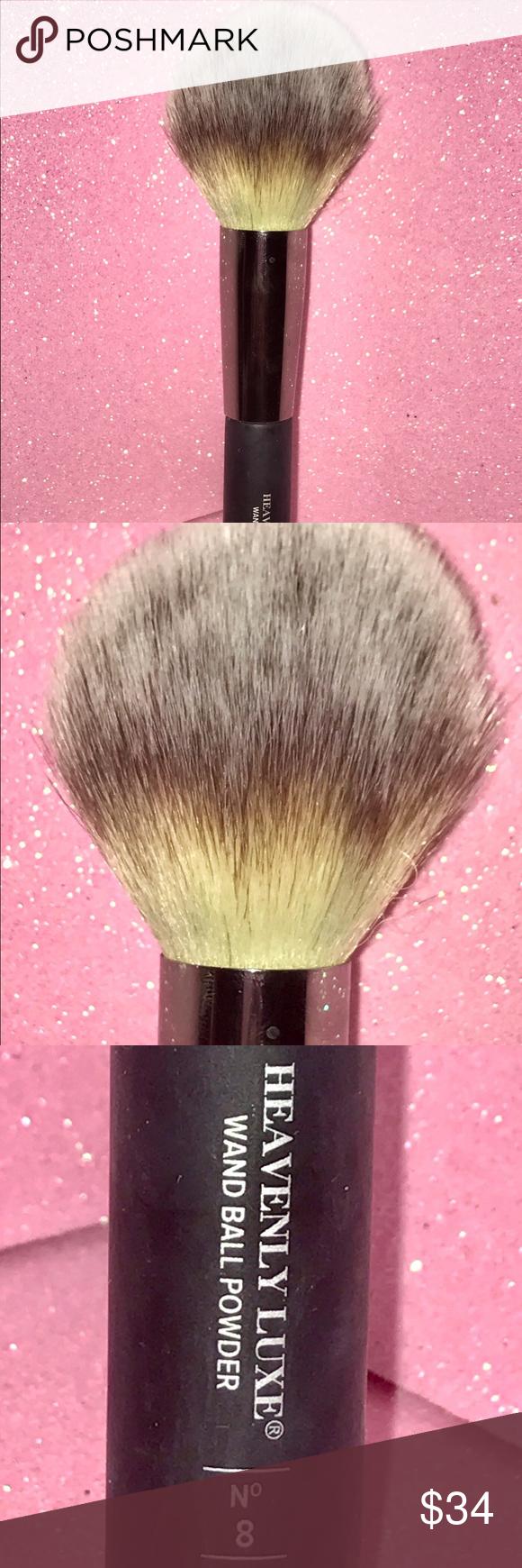 It Cosmetics Wand Ball Powder Makeup Brush 8 Powder