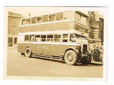 Old Motor Bus Photograph Leyland Titan at Gravesend Kent Vintage 1934 | eBay