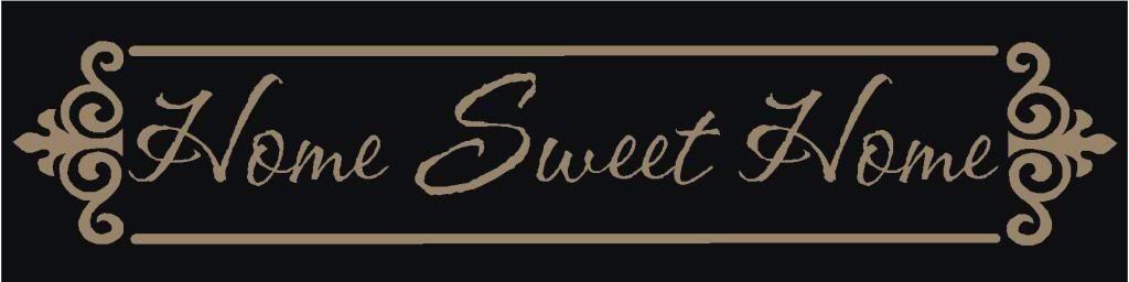 home sweet home designs. Home Sweet Stencil  8 99 Stencils Pinterest Stenciling