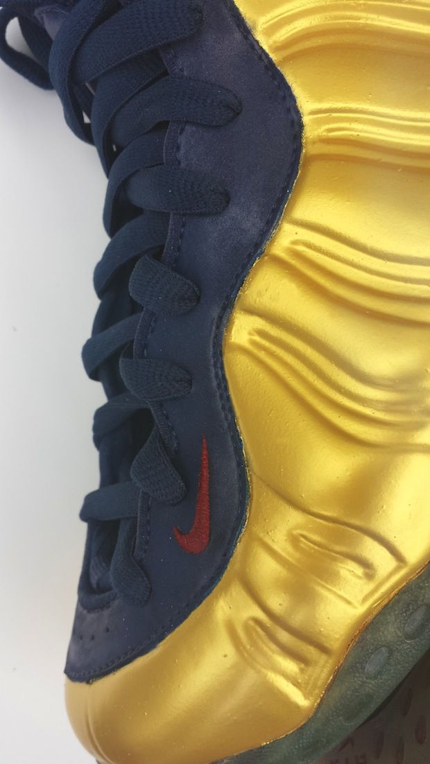 Online Nike Air Foamposite One Mambacurial Customs by Sole Swa