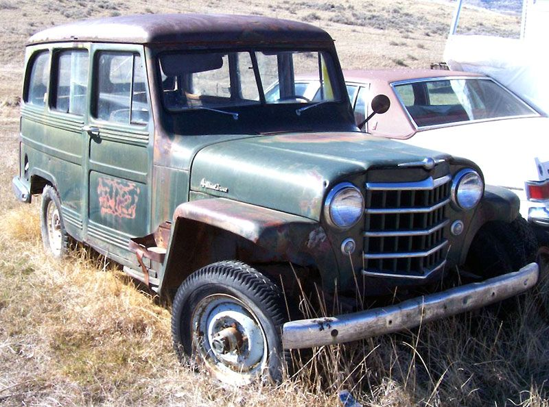 Willys Was The Brand Name Used By Willys Overland Motors An