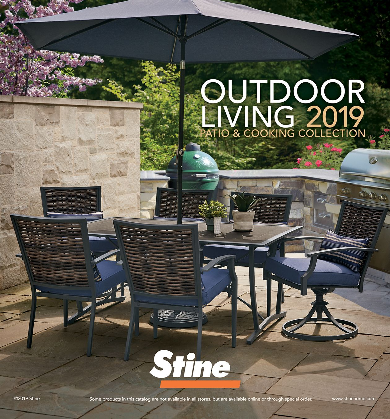 Shop Stine's Outdoor Living Catalog for patio furiture ... on Outdoor Living Shop id=26559