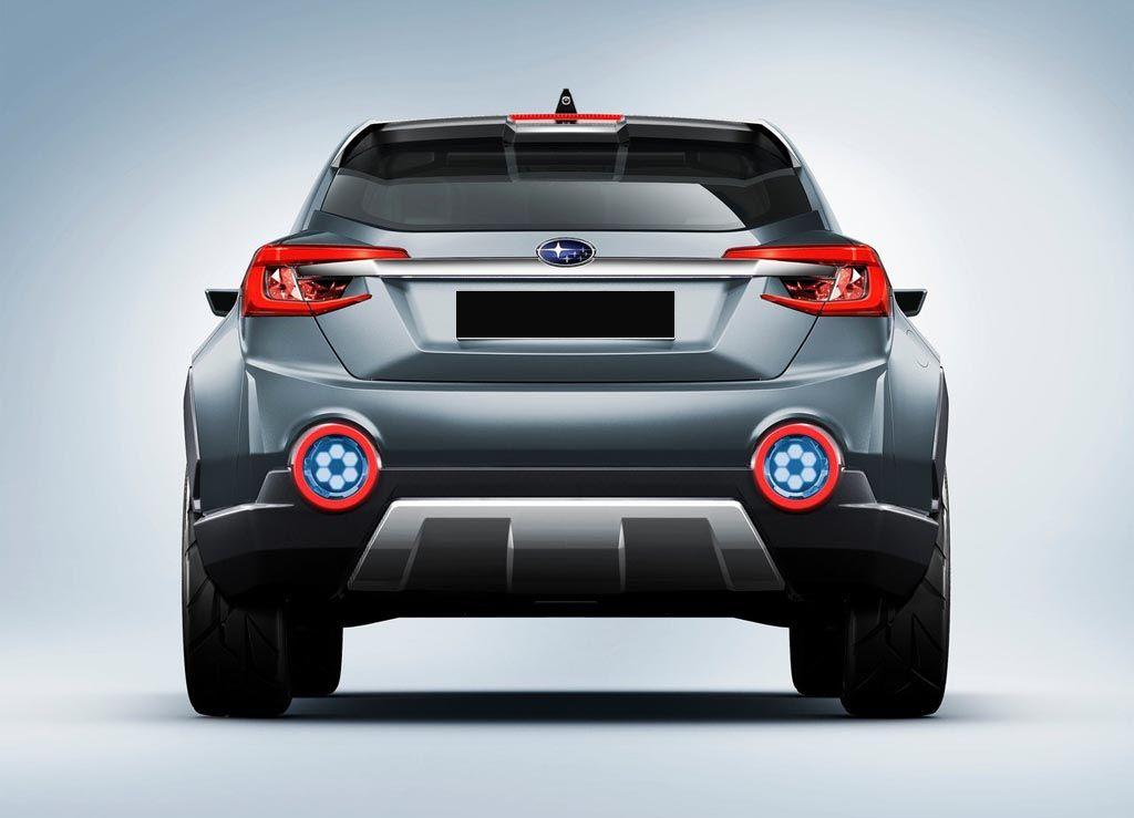 2016 Subaru Crosstrek Turbo