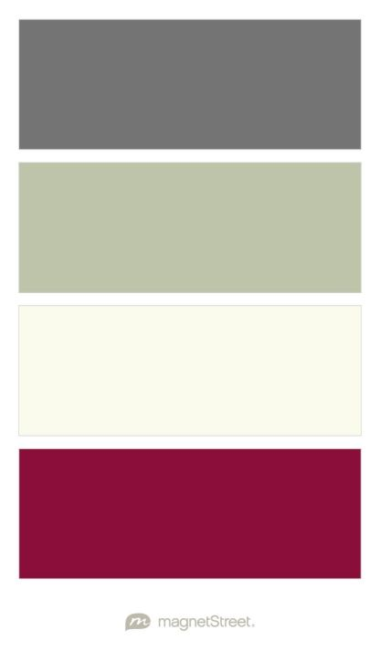 Custom Gray Sage Ivory And Burgundy Wedding Color Palette Custom Color Palette Created A Burgundy Wedding Colors Navy Wedding Colors Wedding Color Palette