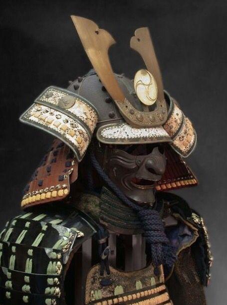 Samurai Mask Samurai Armor Samurai Warrior Japanese Warrior