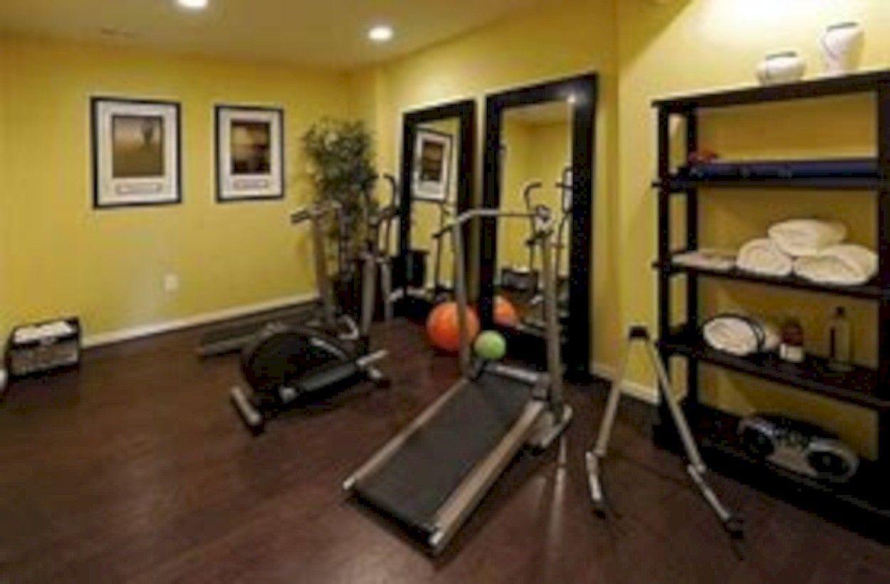 42 Stunning Home Gym Decoration Ideas Home Decor Pinterest