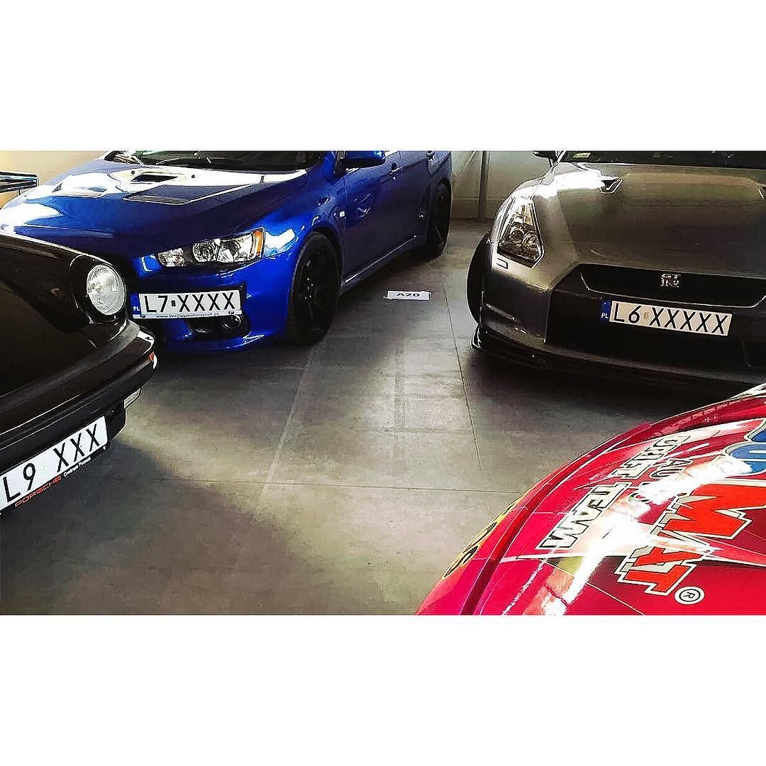 XXX #motosesion #targilublin #nissangtr #evo #porsche911 by marcin_kunc