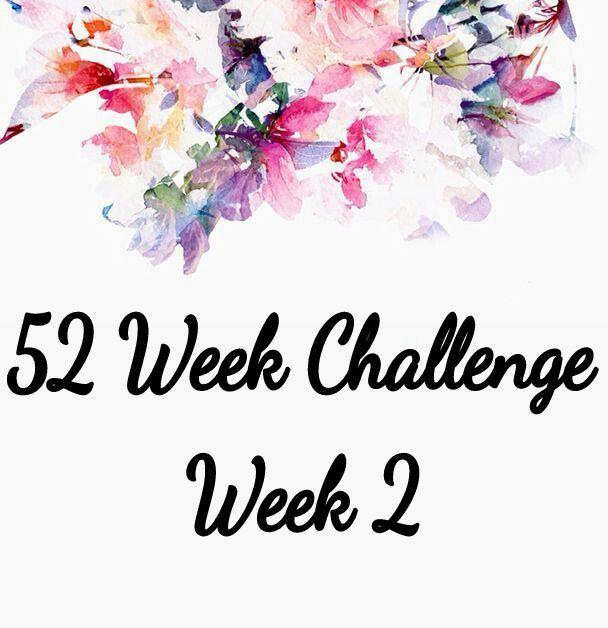 52 week challenge week 2 on the woollypops blog