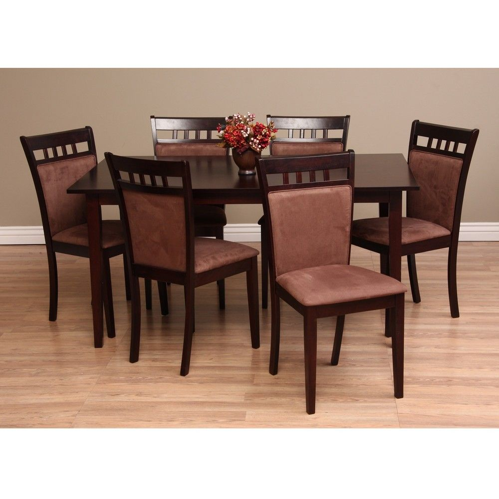 Warehouse of Tiffany Shirlyn 7-piece Dining Furniture Set | Overstock.com