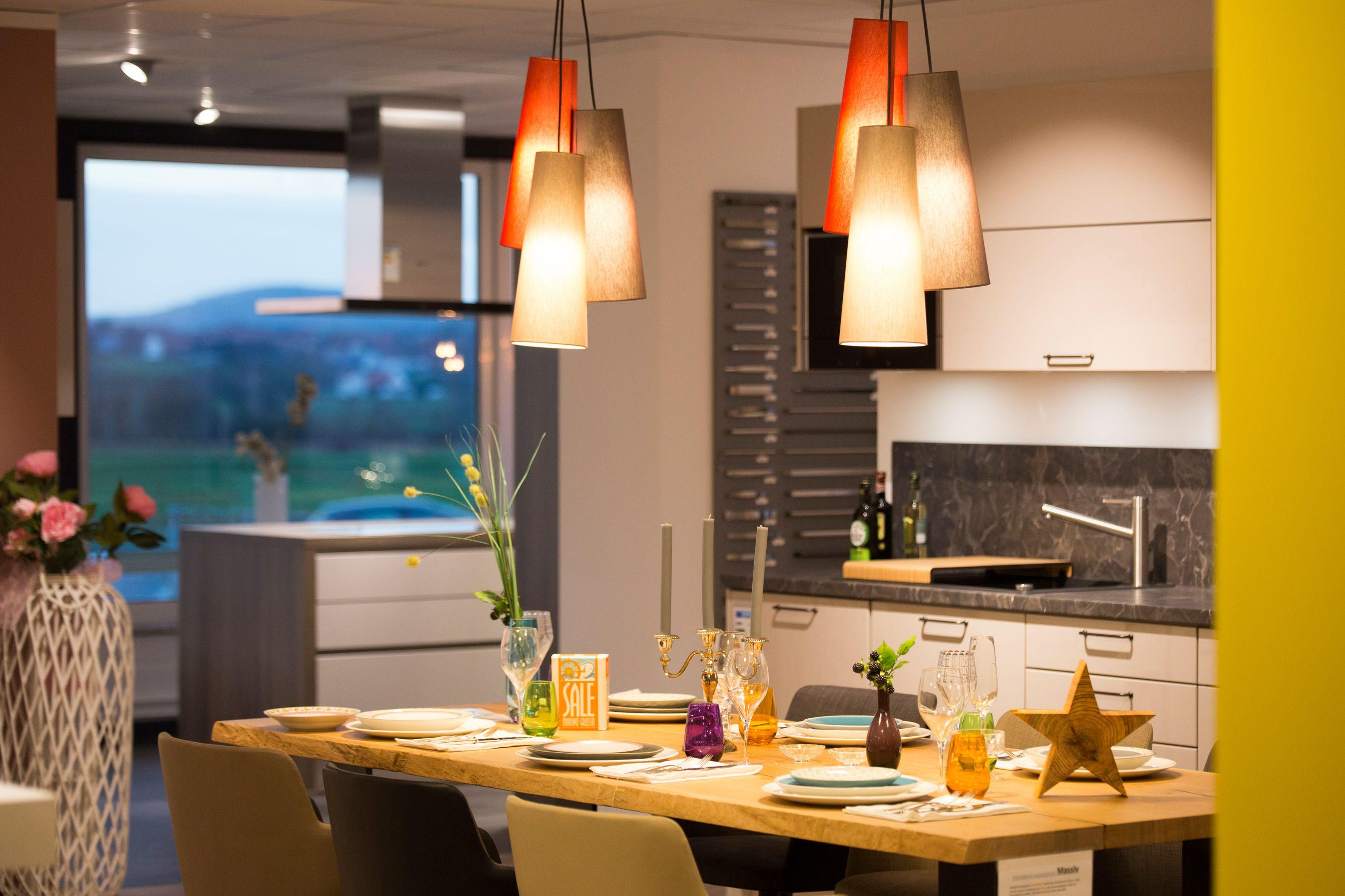 inspirierende KüchenAusstellung im Küchenstudio Noack