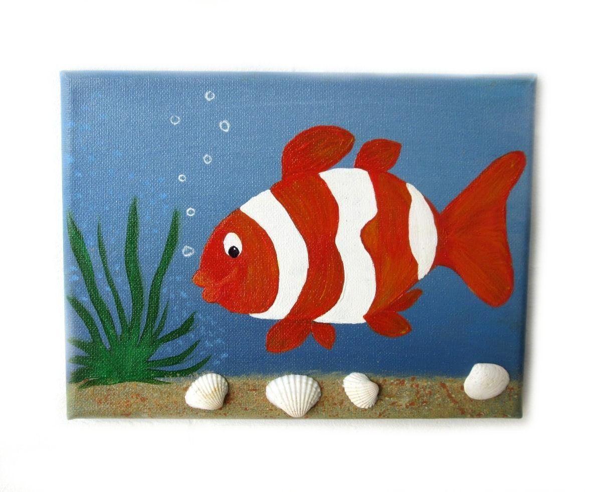 Clownfisch Bild | Zauberhaftes-Handgemachtes | Pinterest ...