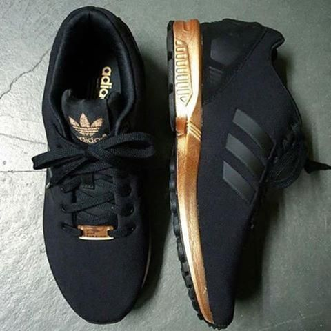 low priced 6ed58 d8f4a Trendsetter ADIDAS ZX Flux Women Running Sport Casual Shoes Sneakers