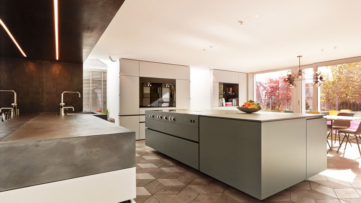 Planung u werkstätten cuisine pinterest kitchens and room