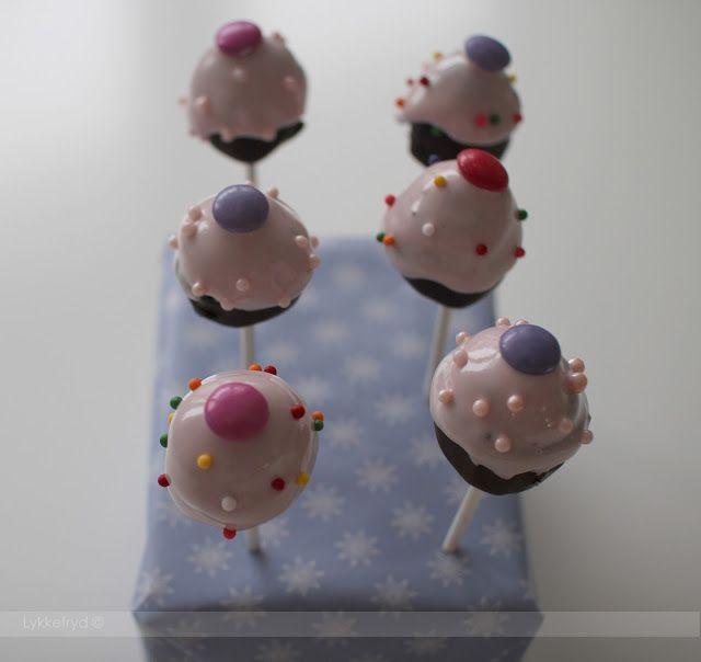 cute cake pops...