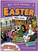 Scripture Union - Easter Bible Comic (pack of 20)