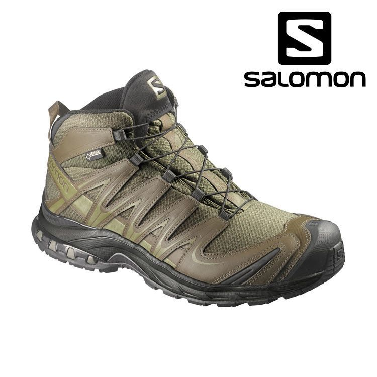 Salomon L37348500 XA Pro 3D Mid GTX Forces 2 Tactical Boot