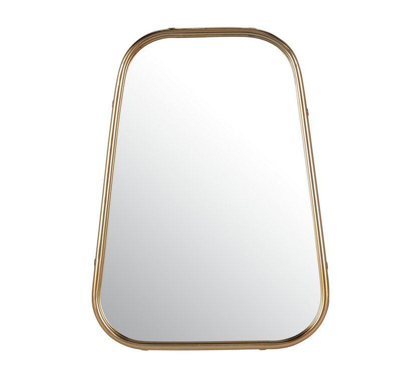 Buy argos home gold banded wall mirror mirrors argos