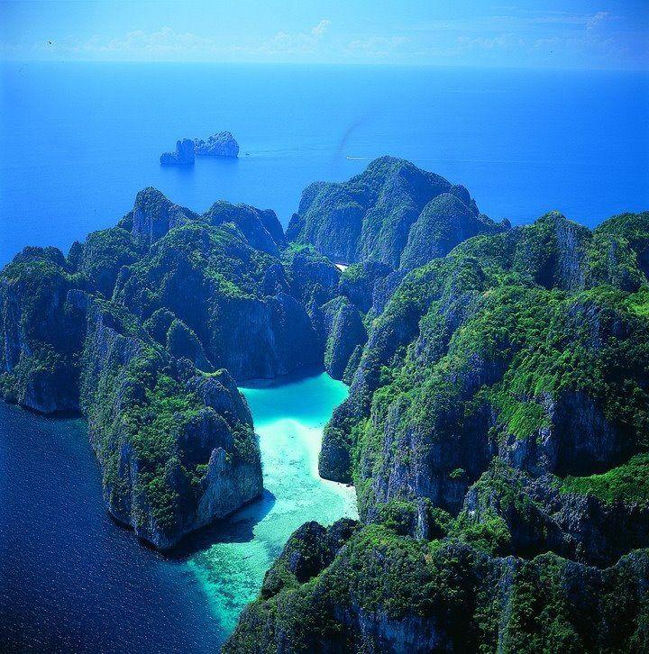 Thai Island Koh Phi Phi: Kho Phi Phi Island, Thailand