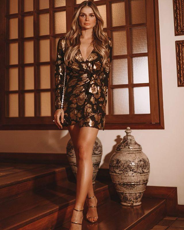 Português) Look do dia: Feliz 2014 | Vestidos, Belos