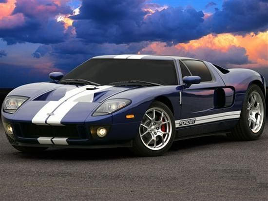 Ford S Finest Modern Car Ford Gt Sports Car Car Wallpapers