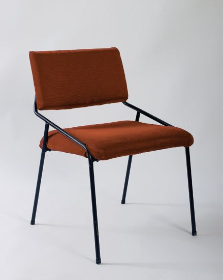 Alain Richard Iron Chair Metal Chairs Chair Design