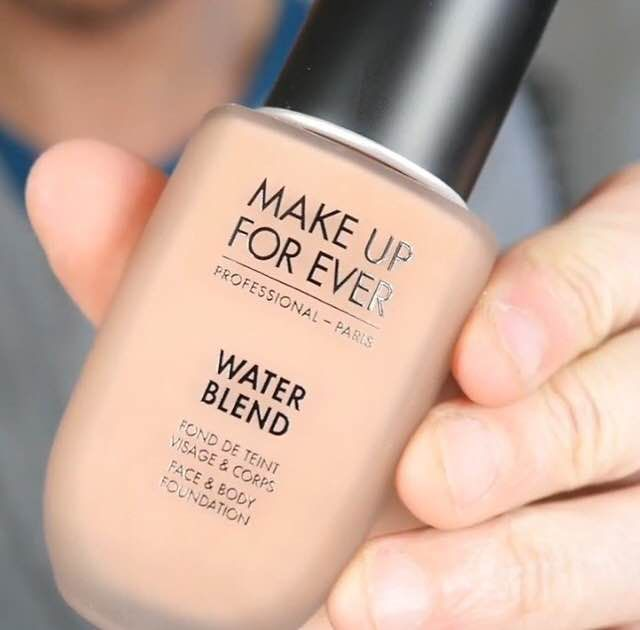 New Beauty Makeup Forever Body Foundation Foundation Swatches