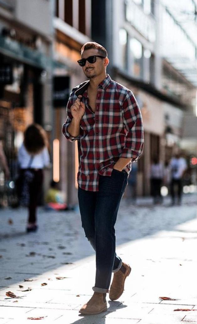 Como Vestirse Para La Primera Cita Hombre
