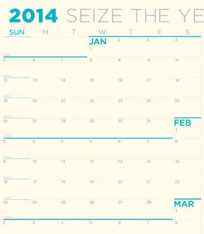 big calendar to cover a huge two way mirror in my office