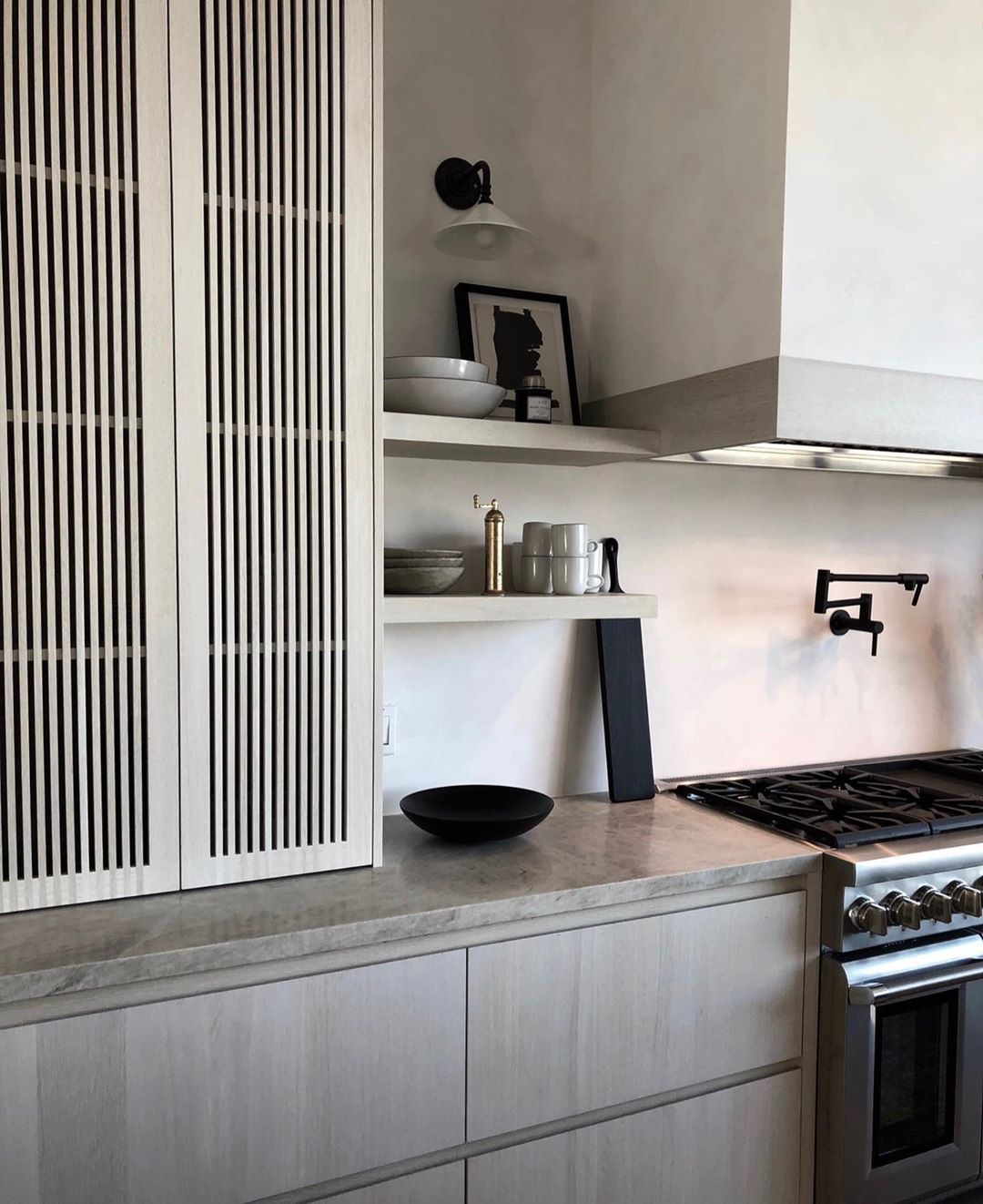 Jake Arnold On Instagram Bleaching Cabinets Is Always An Art And I Love That We Were Able To Achieve T In 2020 Kitchen Interior Home Decor Styles Western Home Decor