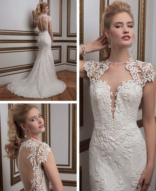 Свадебные платья 2016: модные тренды с фото | Свадебные ...