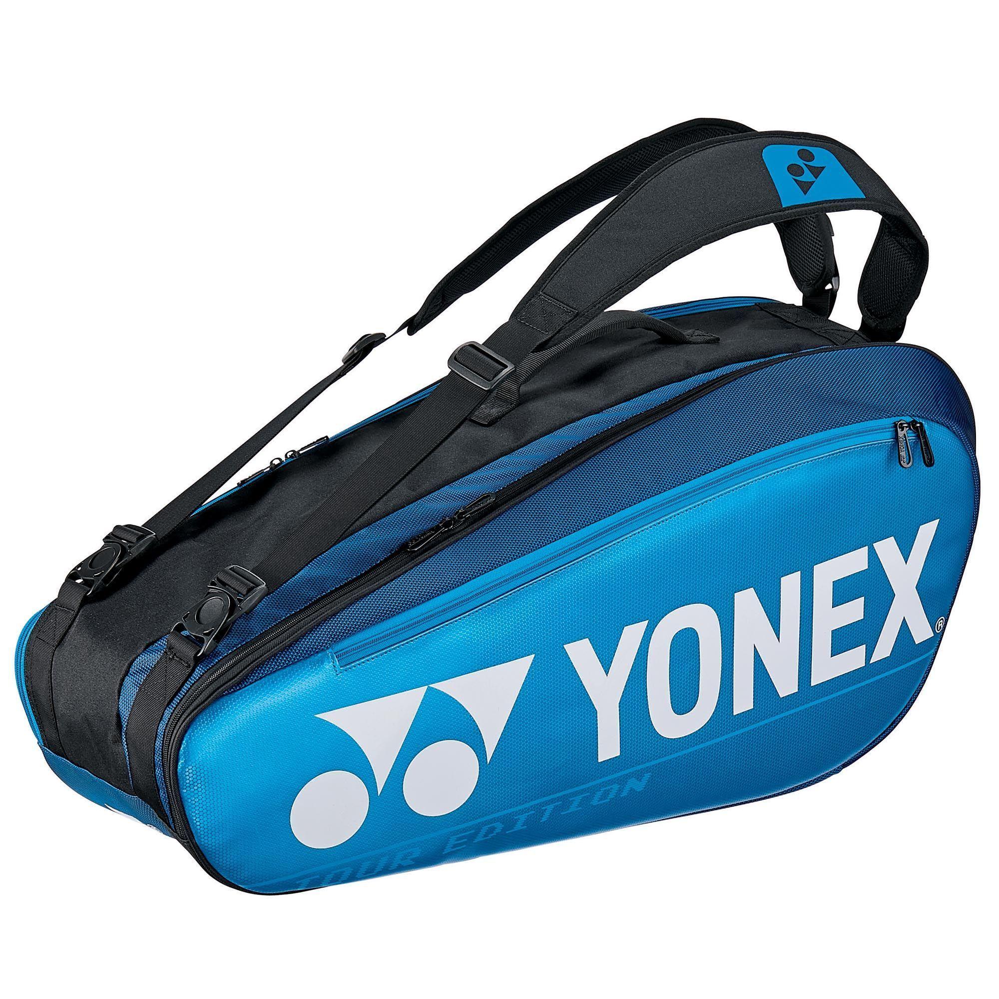 Yonex 92026 Pro Series Badminton Bag In 2020 Bags Tennis Bag Badminton Bag