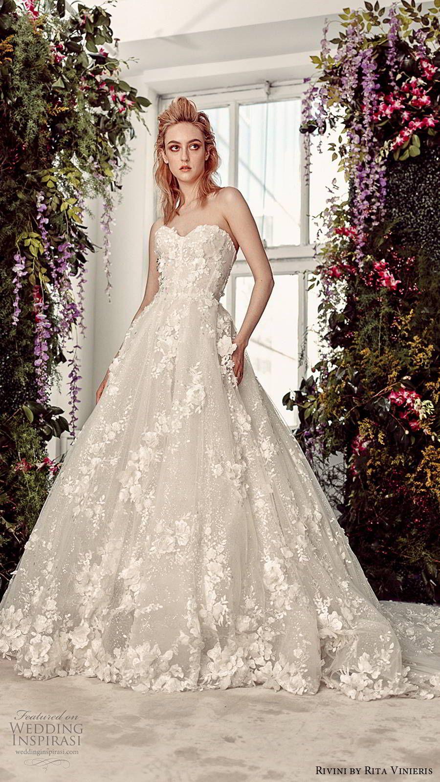 Rivini By Rita Vinieris Spring 2020 Wedding Dresses Utopian