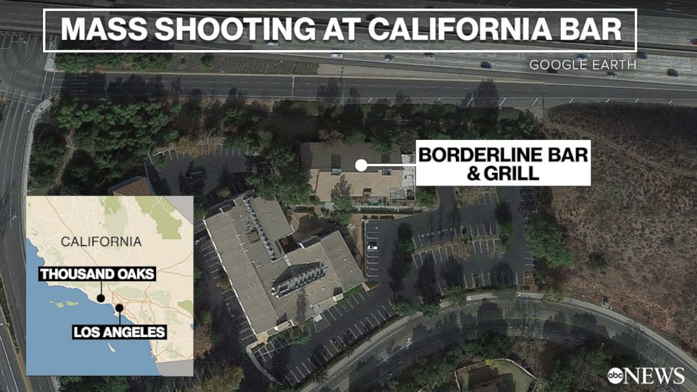 Officer Killed In Thousand Oaks Shooting Told Wife I Love You Before Running In Thousand Oaks Before Running Shooting