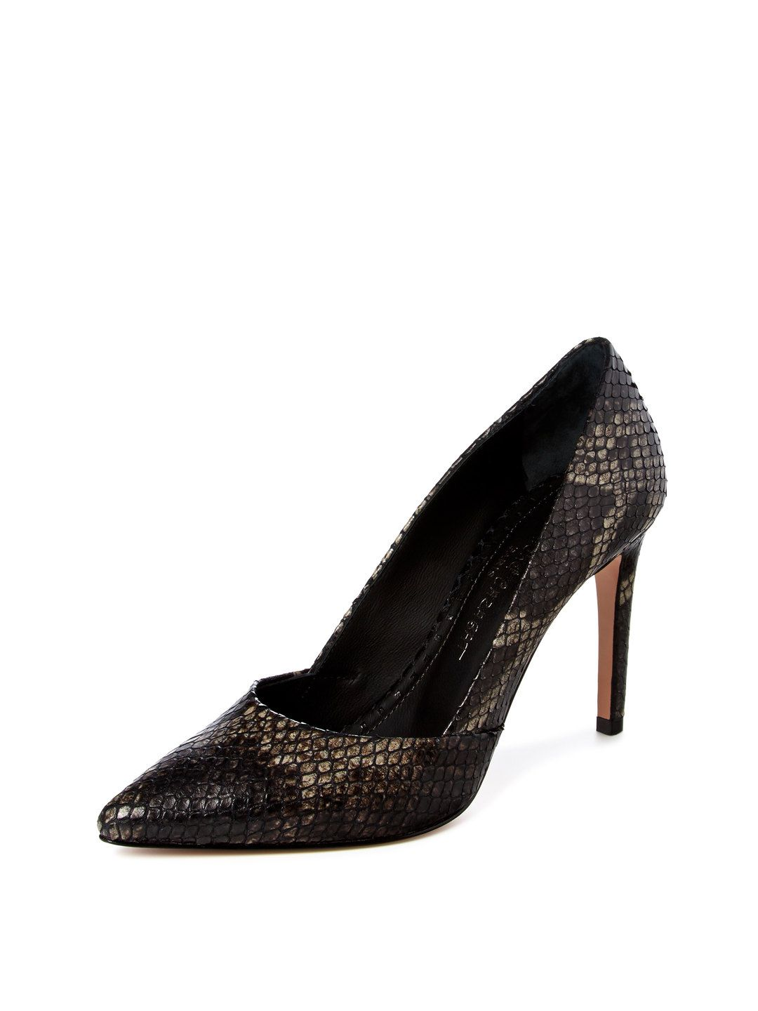 Jean-Michel Cazabat Pointed-Toe Glitter Pumps factory outlet collections online discount footlocker pictures cheap sale high quality sale low price ask7koI