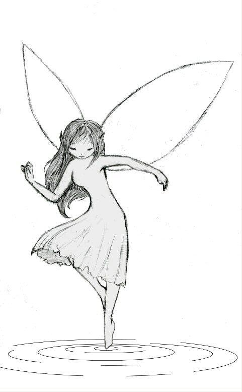 Gallery Water Fairy Drawing Dibujos Arte De Hadas Dibujos Tristes